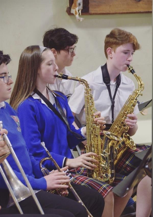 An Ceolfhoireann (Orchestra)