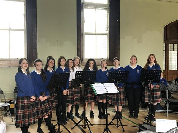 An Cór (Choir)